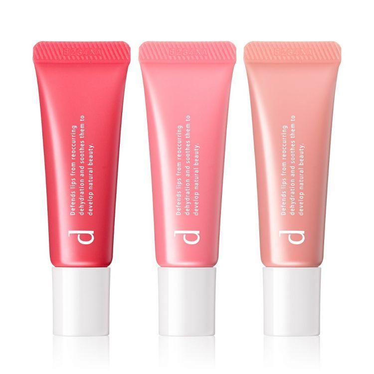 d program Lip Moist Essence Color