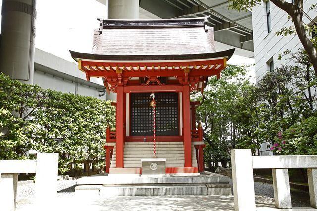 Kuil Kabuto, Tokyo