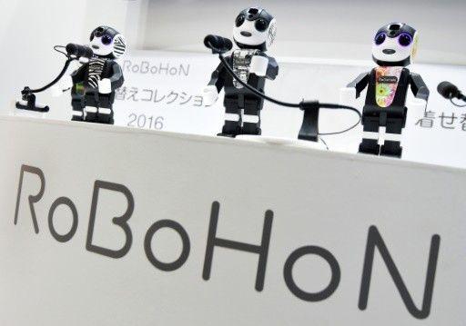 Robohon, Robot Peliharaan