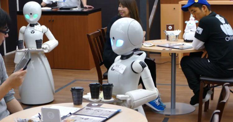 foto robot jepang orihime