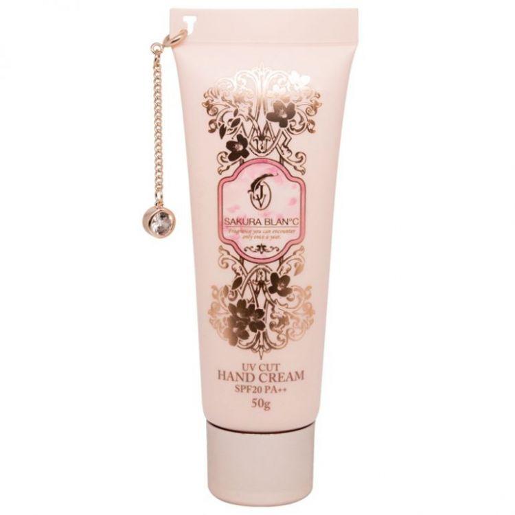 SAKURA BLAN℃ UV Cut Hand Cream SPF20 PA++