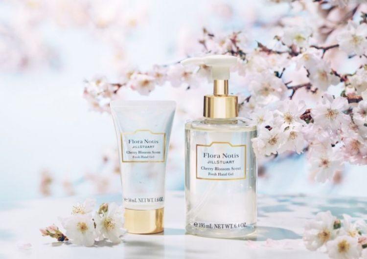 Cherry Blossom Fresh Hand Gel