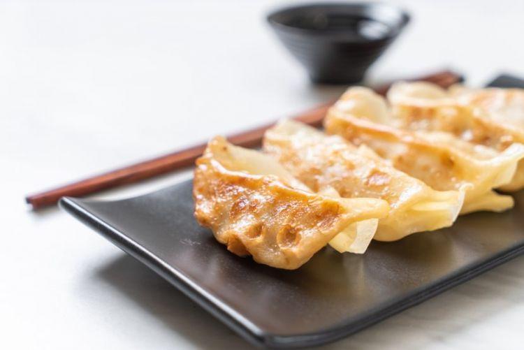 Makanan Khas Jepang Gyoza