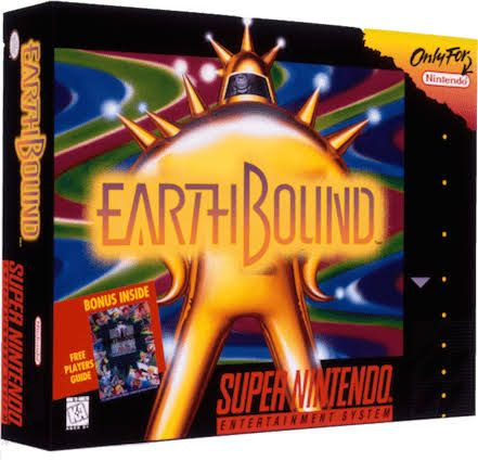 Mother 2 EarthBound
