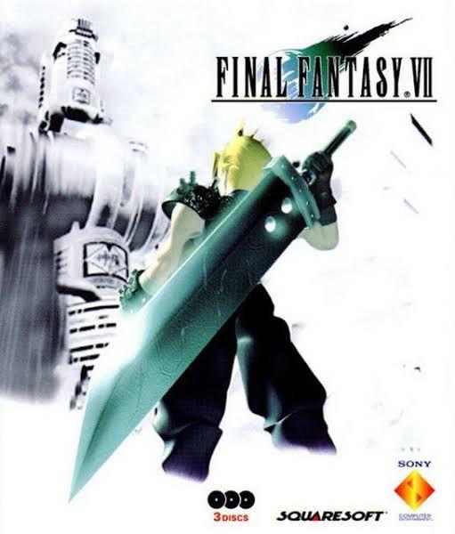 Final Fantasy VII original image