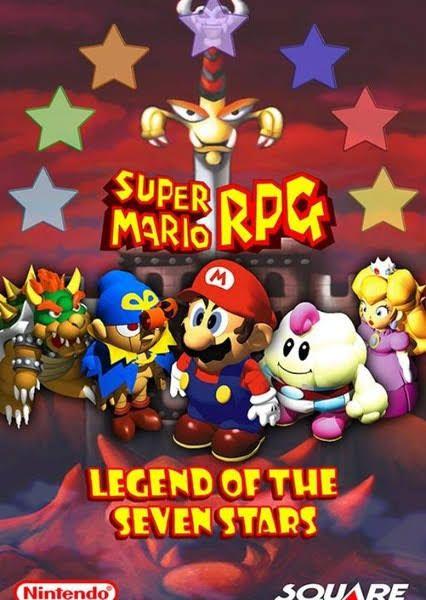 Super Mario RPG images