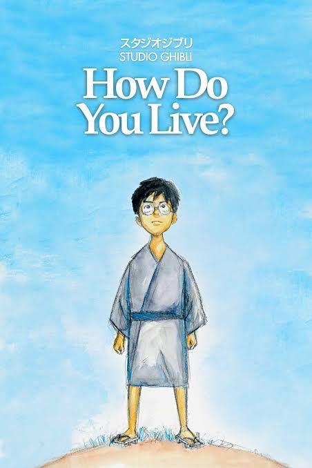 How do you live? anime studio ghibli