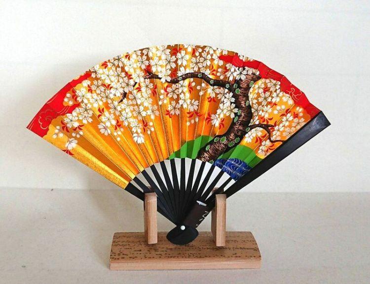 Kipas lipat jepang Kyo-Sensu