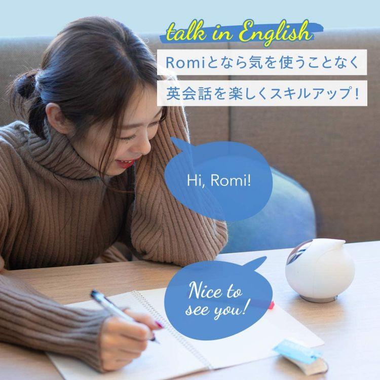 Robot AI romi