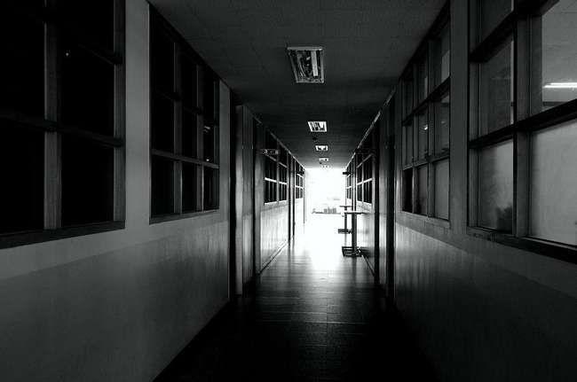 Sekolah Berhantu