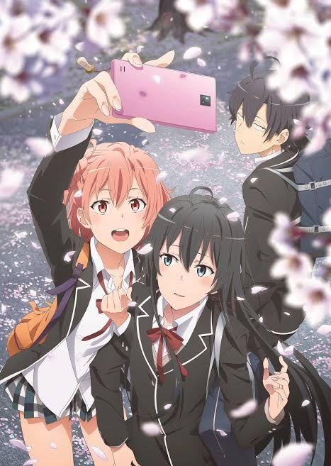 oregairu anime streaming