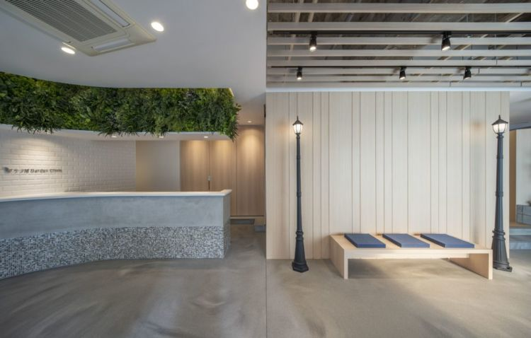 Utsubo Garden Clinic