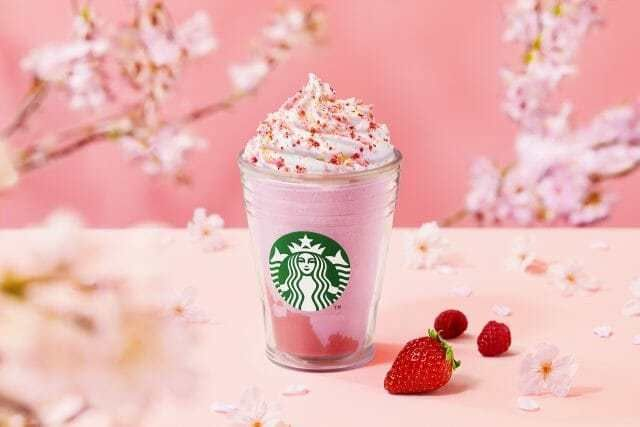 starbucks sakura musim semi 2021 minuman baru japanesestation.com