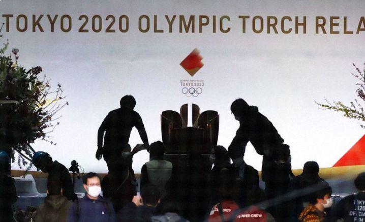 estafet obor Tokyo Olympic 2020 japanesestation.com