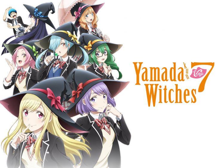 Yamada-Kun & The 7 Witches