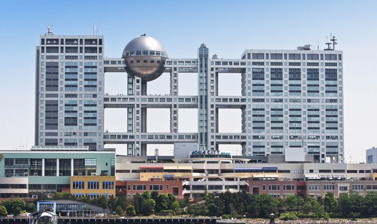 Gedung Fuji TV
