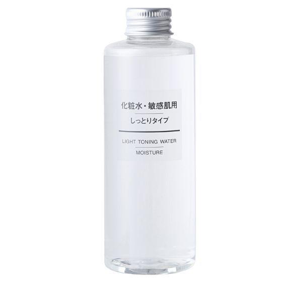 MUJI Sensitive Skin Moisturizing Toning Water/Toner