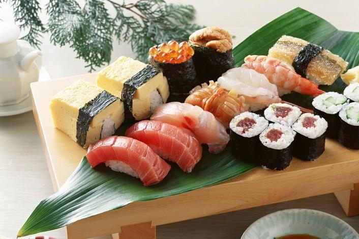 Sushi no Musashi Sanjo Honten