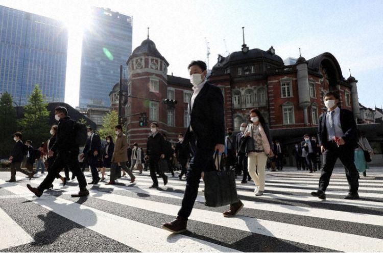 covid-19 penumpang kereta Jepang japanesestation.com