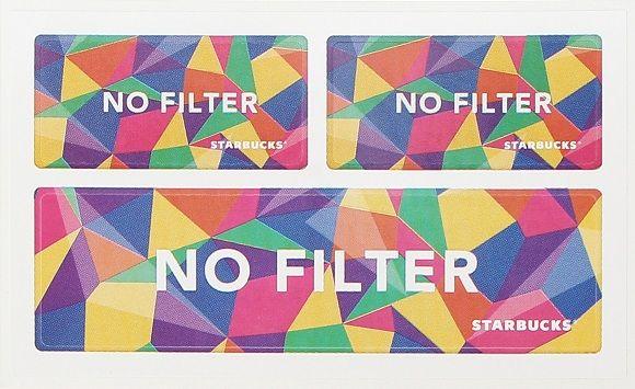 Sticker No FIlter