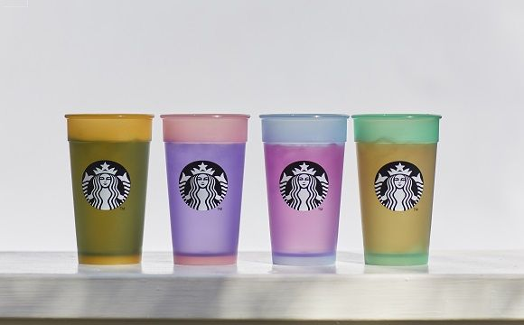"""""""Colour Changing Cold Cup Set No Filter"""""""