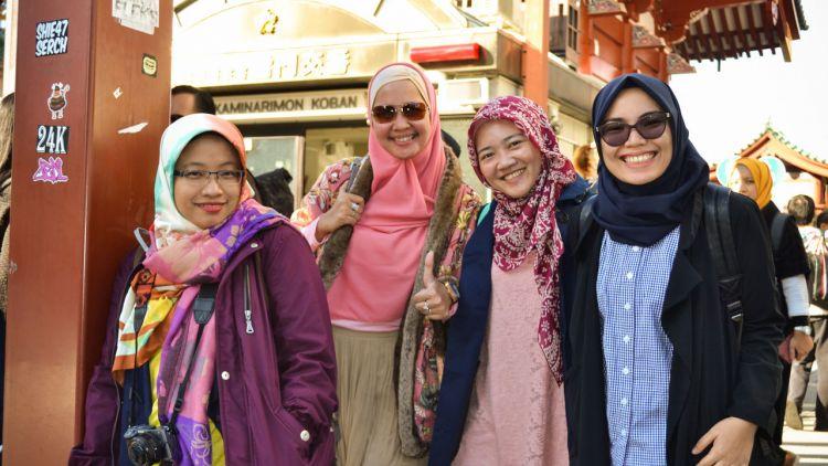 Turis Muslim