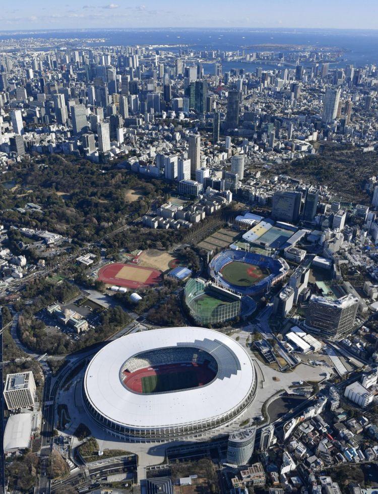 Stadium Nasional Tokyo