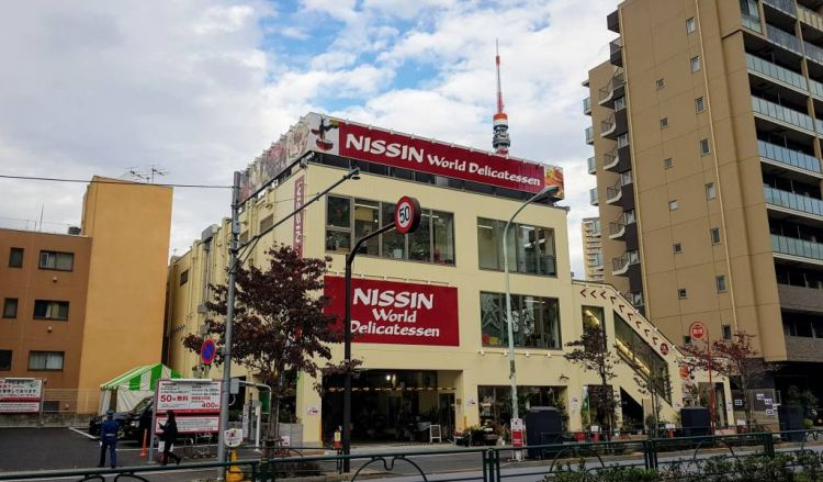 Nissin World Delicatessen