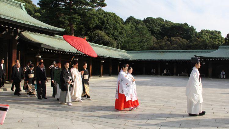 Pernikahan Tradisional Jepang