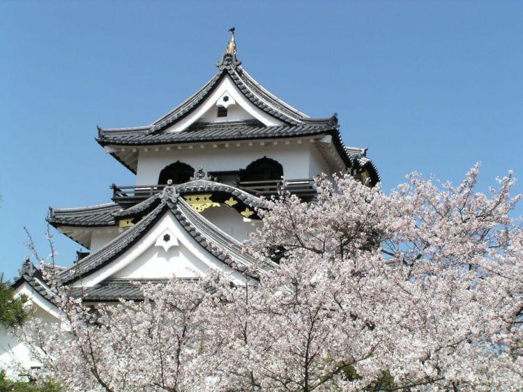 Kastil castle Hikone