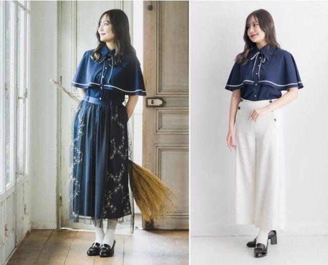 Felissimo merilis koleksi terbaru bertema sekolah penyihir japanesestation.com