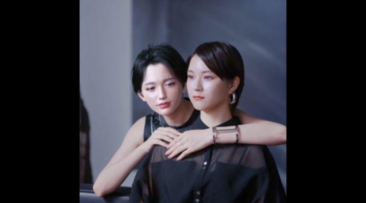 Ria dan Saori