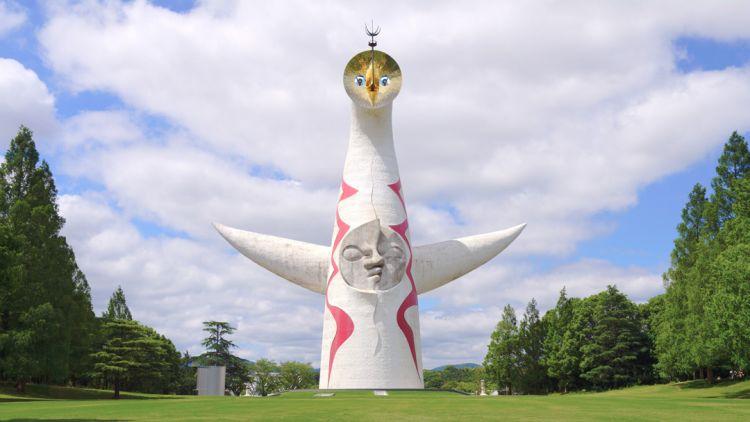 Tower of The Sun osaka