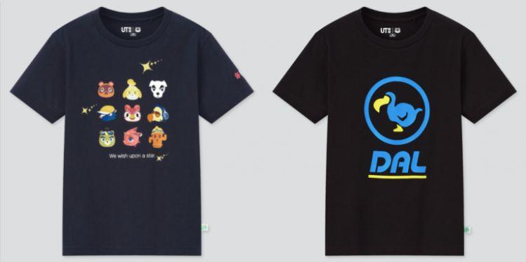 Kolaborasi Uniqlo dengan Animal Crossing