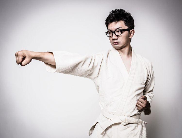 siswi sma jepang karateka japanesestation.com