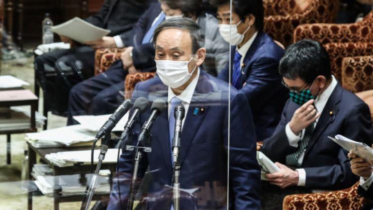 Perdana Menteri Jepang Yoshihide Suga