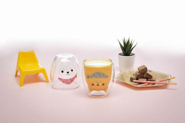 Gemas gelas kaca shiba inu ini memiliki desain yang unik japanesestation.com