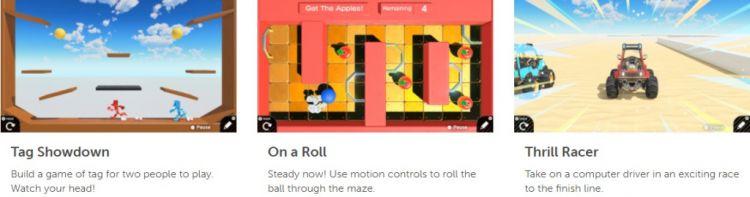 Kamu bisa membuat game sendiri melalui game terbaru nintendo switch ini japanesestation.com