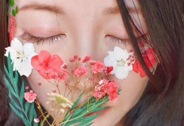 Tampilan musim semi oleh reporter Soranews24, Natsuki Gojo